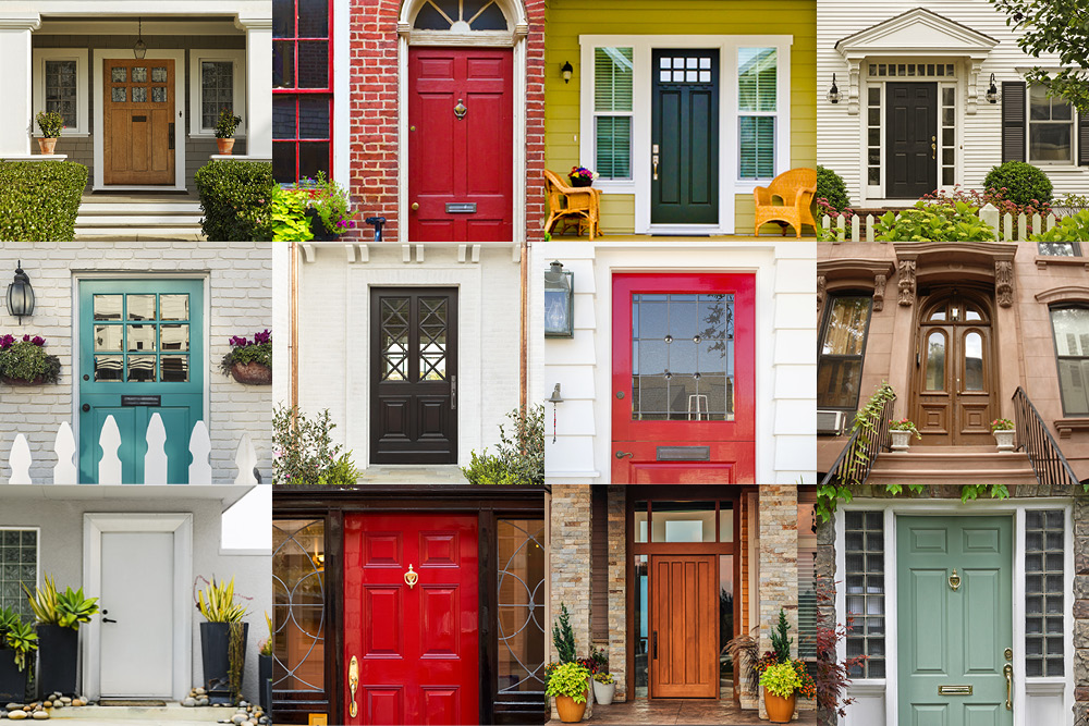 front doors home search
