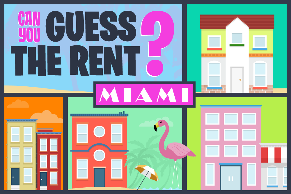 Trulia Miami Guess the Rent