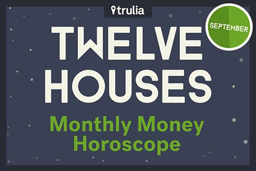 TruliaSeptember Horoscope