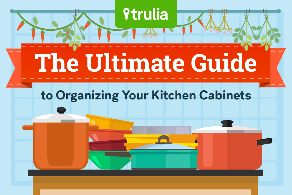 The Ultimate Guide to Kitchen Organization - Trulia\'s Blog ...