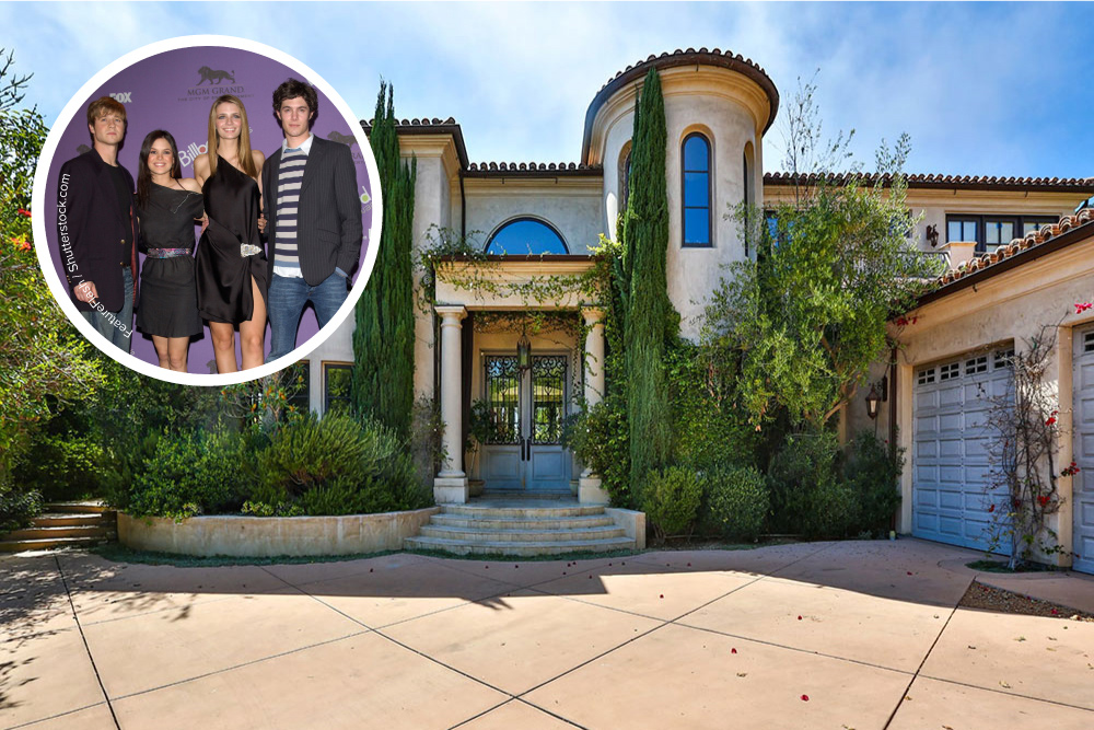 California, Here We Come! The OC House is for Sale