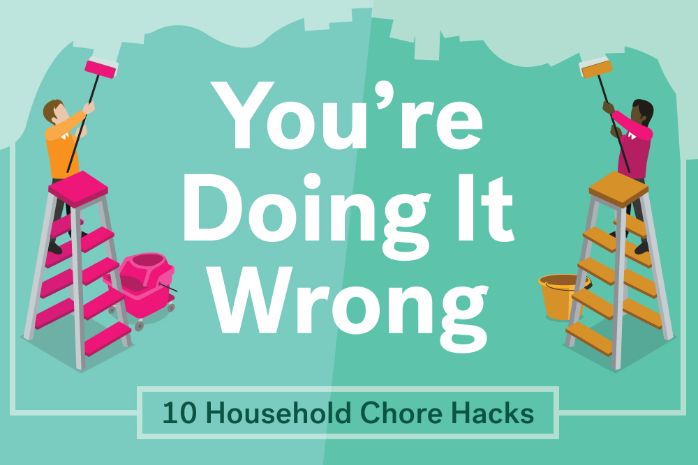 household chores guide