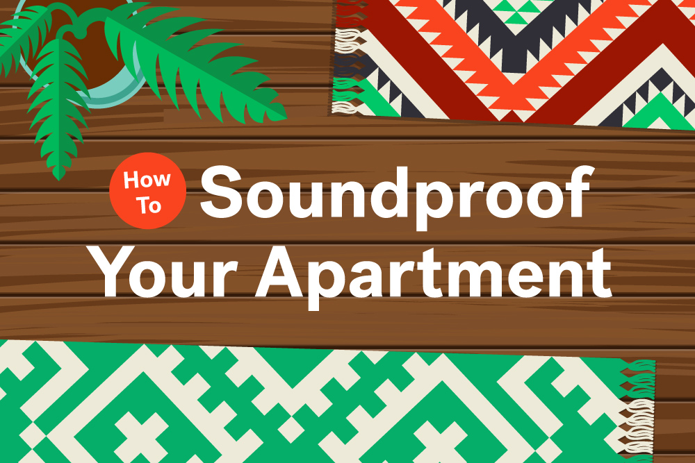 How To SoundProof A Room: 6 Ways To Block Noise - Real ...
