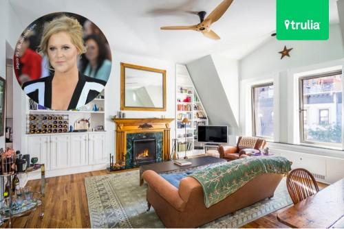 Amy Schumer New York Apartment
