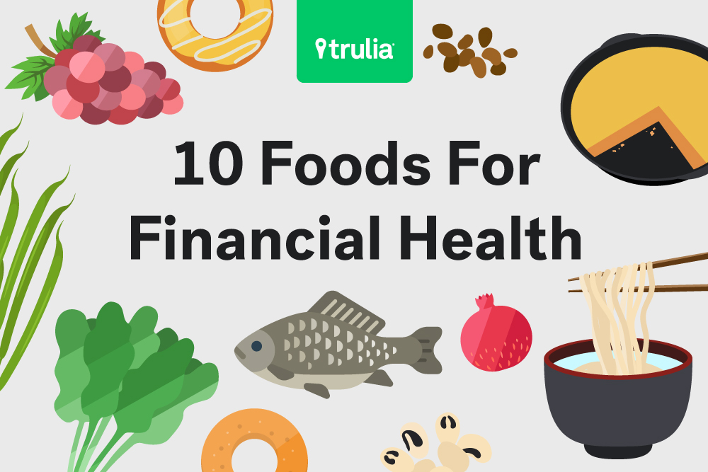 10 Foods For Financial Health