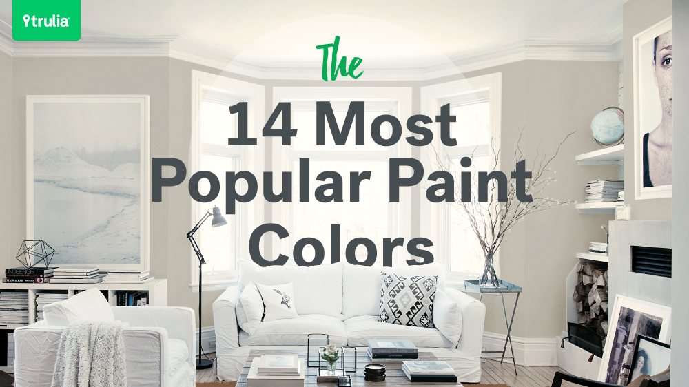 14 Por Paint Colors For Small Rooms