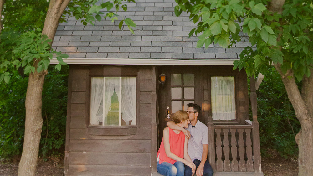 Couple Discussing The First Time Homebuyer Tax Credit