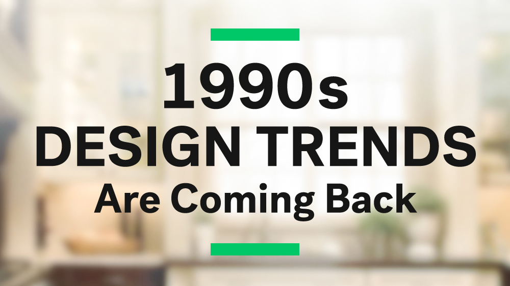 90s Home Design Trends That Are Coming Back – Life at Home ...  S Home Design Trends on modern home design trends, 90s home decorating, home decor trends, current home design trends, 90s architecture, 90s interior design, retro home design trends, graphic design trends, 90s graphic design,