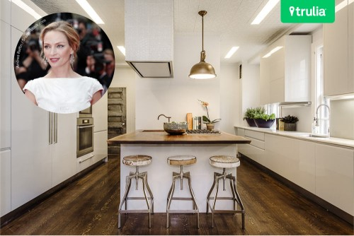 Uma Thurman Apartment For Sale In New York City