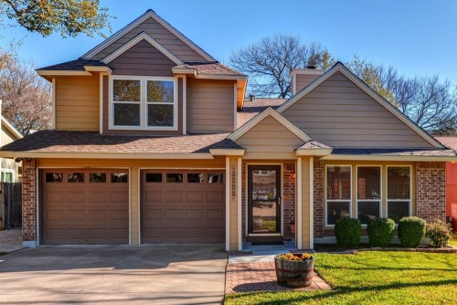 home for sale in Austin TX with $1500 estimated mortgage payment