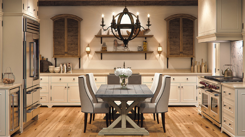 luxury kitchens in homes