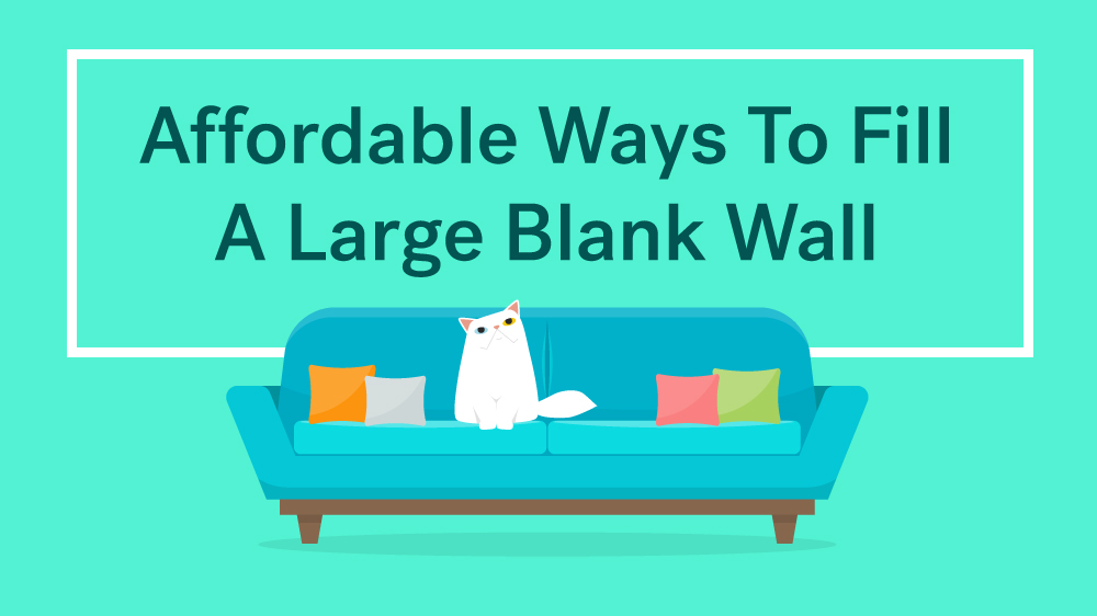 10 Affordable Decorating Ideas For Large Walls — Life At ...