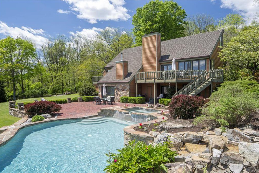 Homes for sale with pools or porches