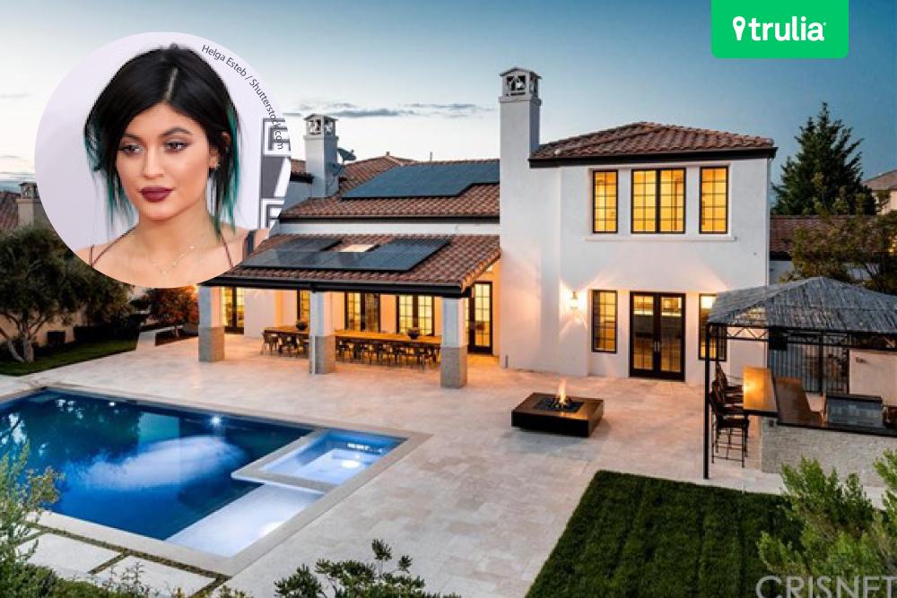Kylie Jenner House Tour Calabasas CA