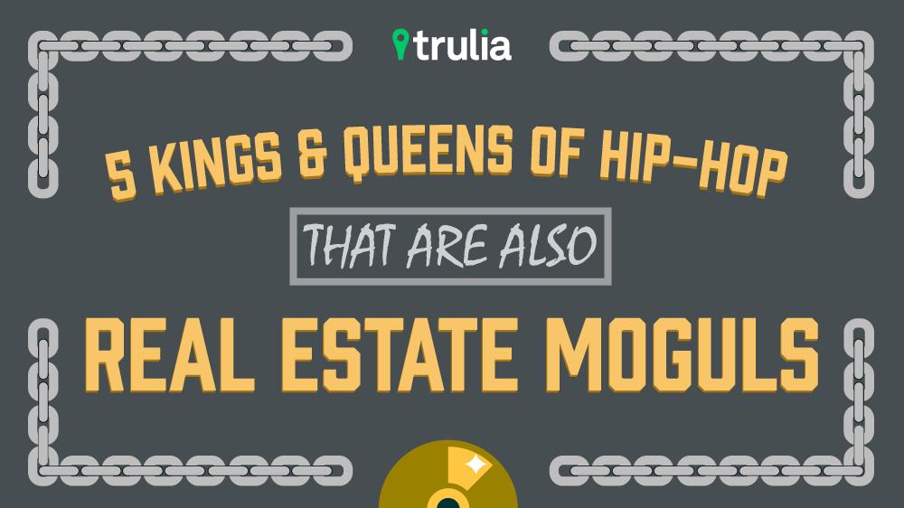 rapper houses real estate moguls