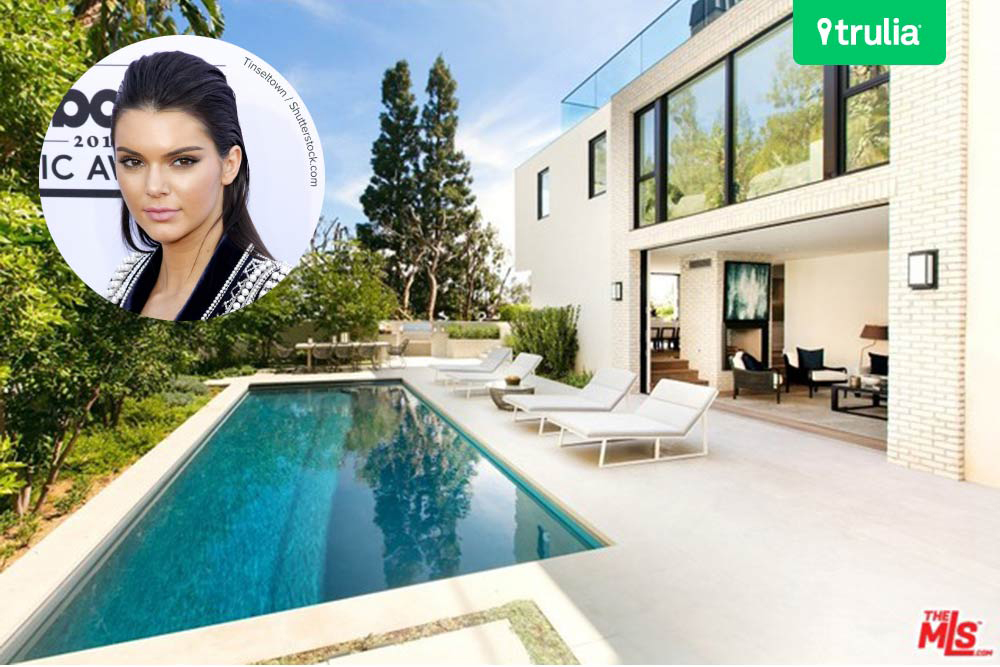 kendall jenner west hollywood home
