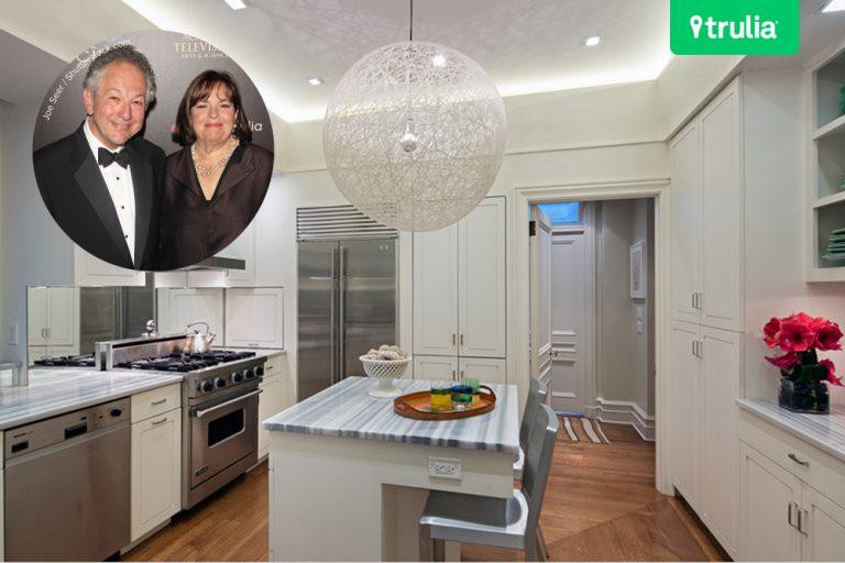 Ina Garten Apartment New York NY