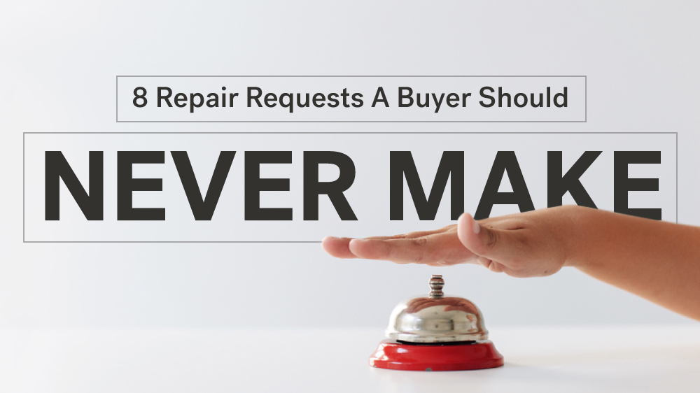 property repair requests to avoid