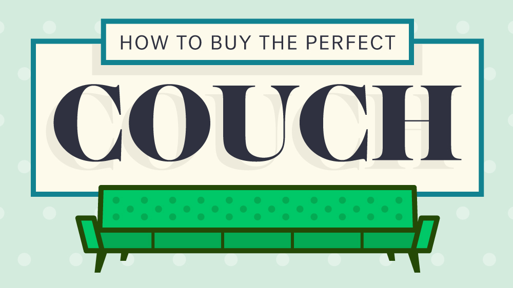 how to buy a couch tips