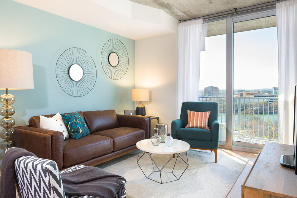 how to get an apartment in austin tx