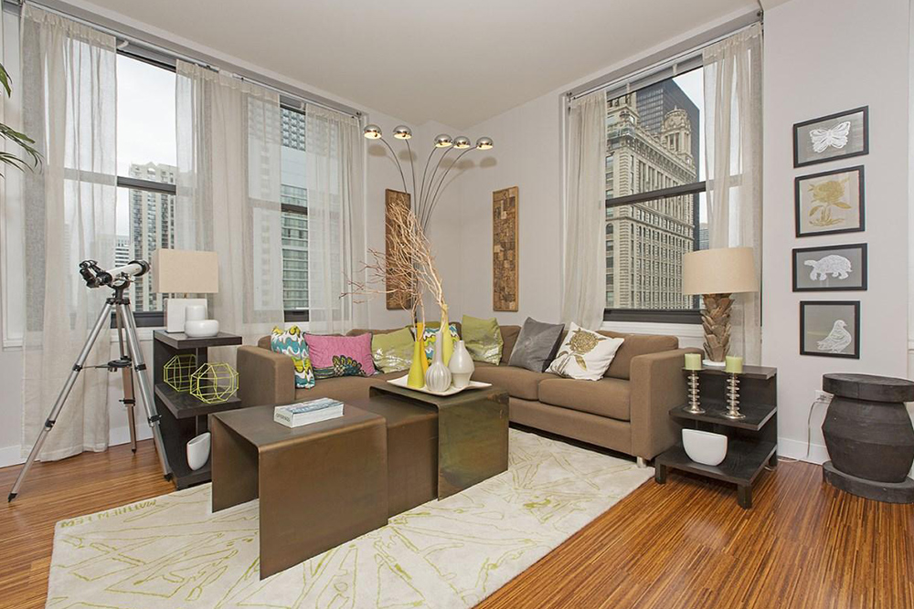 how to get an apartment in chicago il