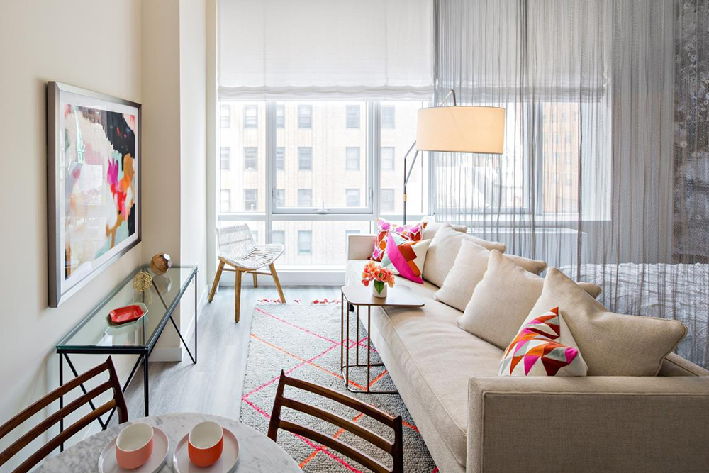 how to get an apartment in nyc couch
