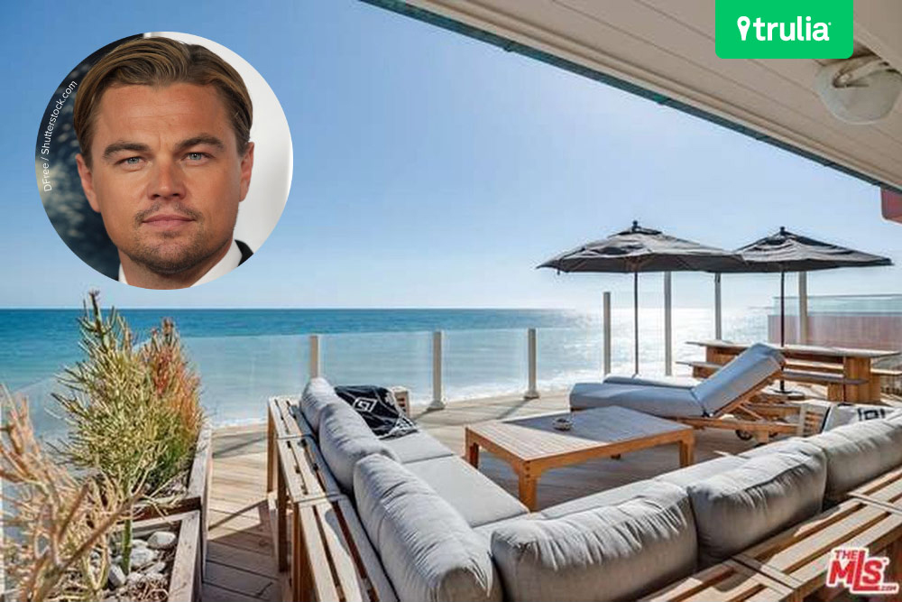 Leo DiCaprio House In Malibu CA View