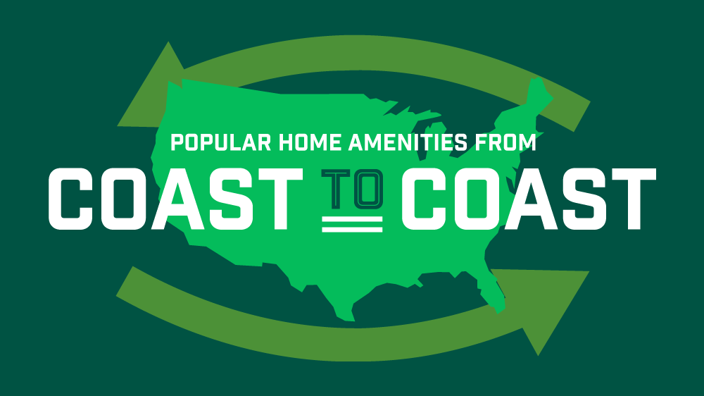 what homebuyers are looking for throughout the country