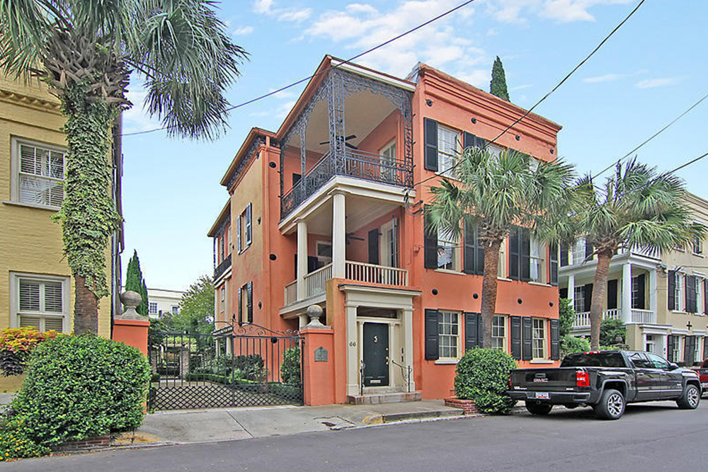 home for sale in charleston SC city names