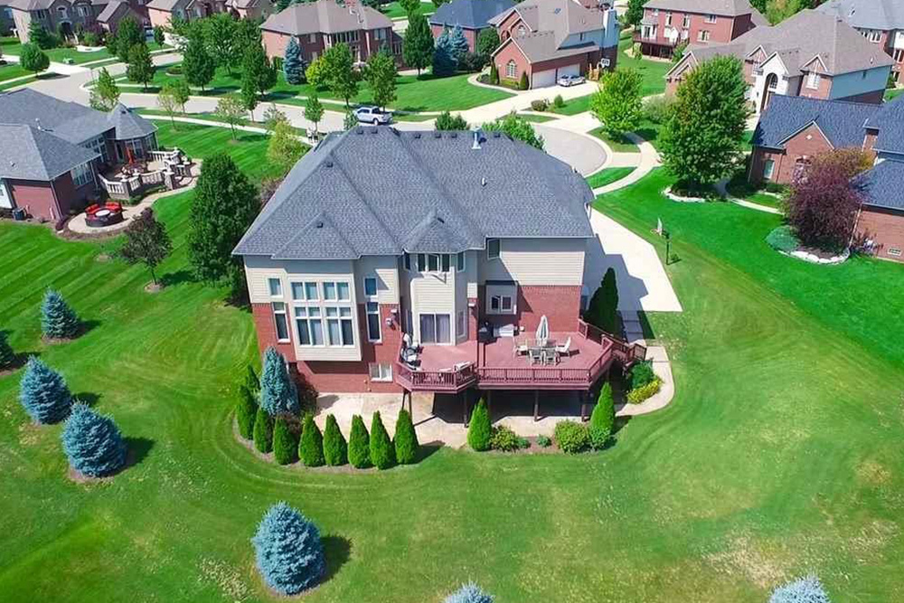 home for sale in washington MI city names
