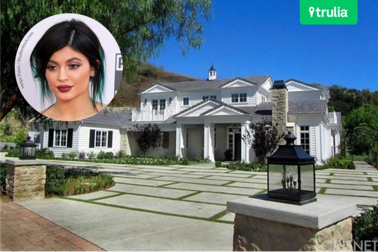 Kylie Jenner Buys House In Hidden Hills CA