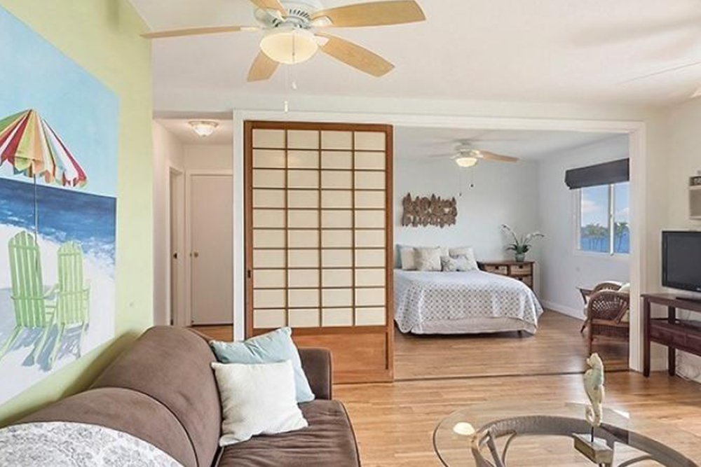 affordable hawaii real estate in kuakini bedroom
