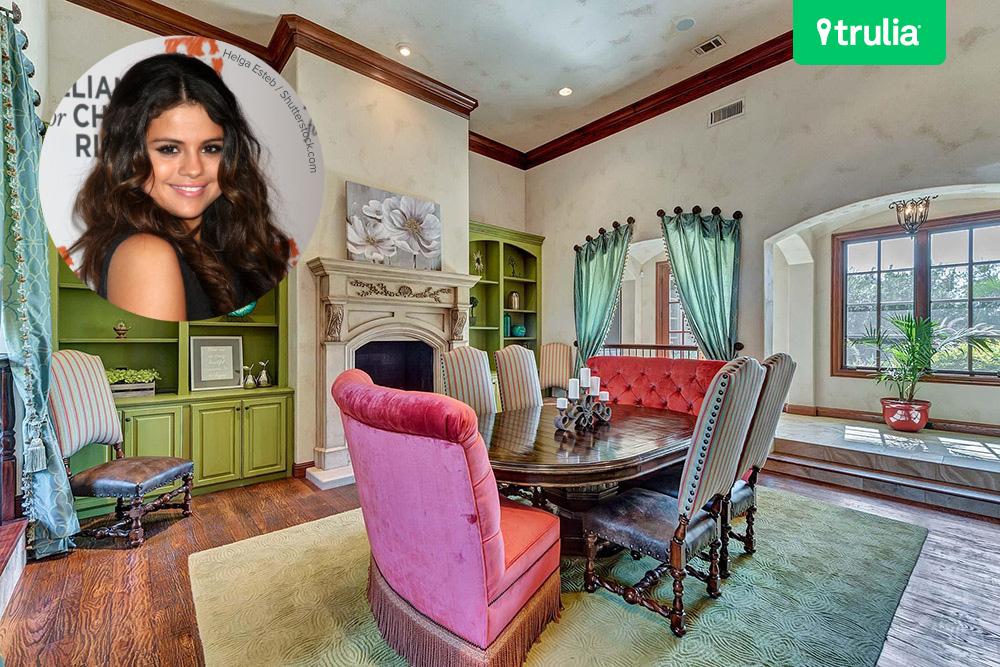 Selena Gomez House Fort Worth TX