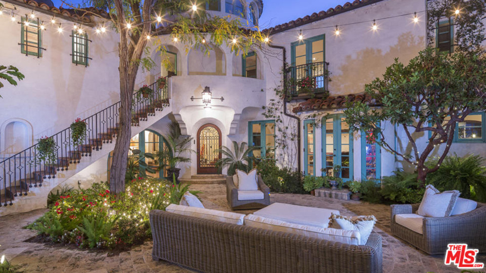 Gerard Butler Los Angeles House For Rent