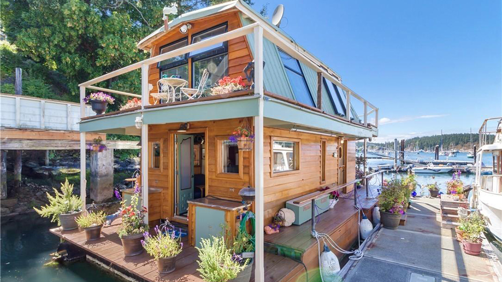 houseboats for sale in friday harbor wa