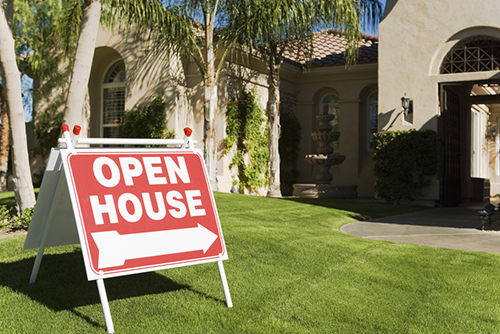 open house for sale
