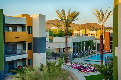 Large apartment for rent in Phoenix AZ