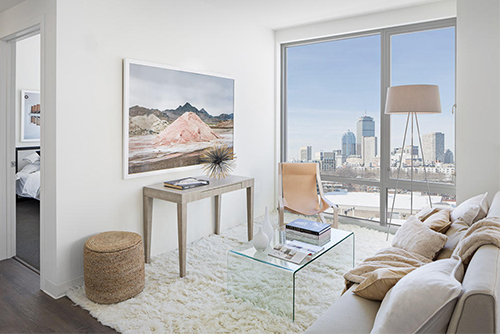 Furnished apartments for rent in Boston MA