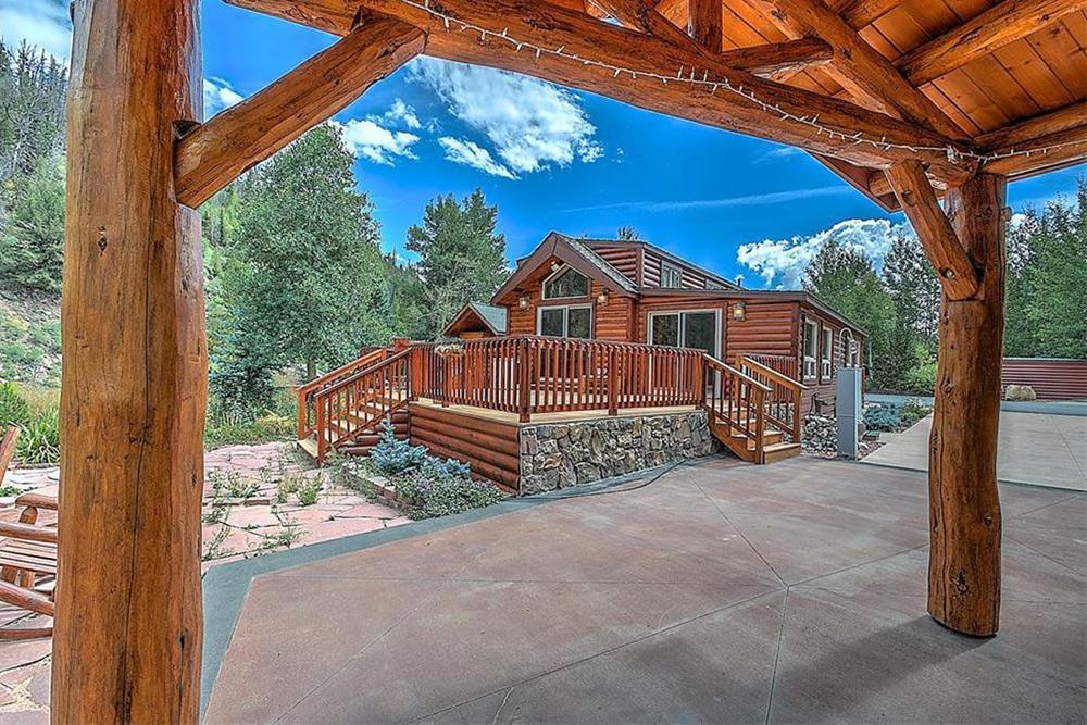 house for sale in breckenridge mobile home