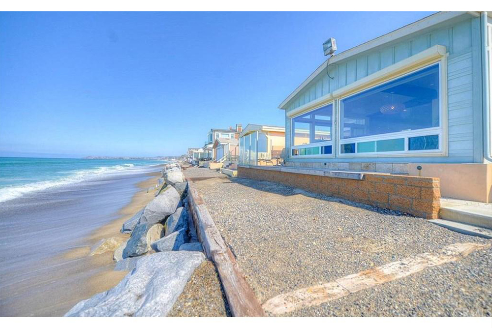 house for sale in san clemente CA mobile home