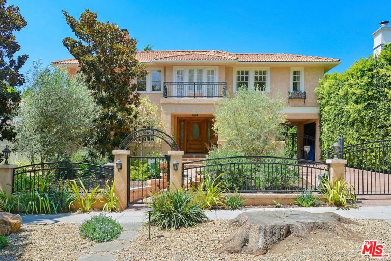 Aflred Molina lists his Hollywood Home front