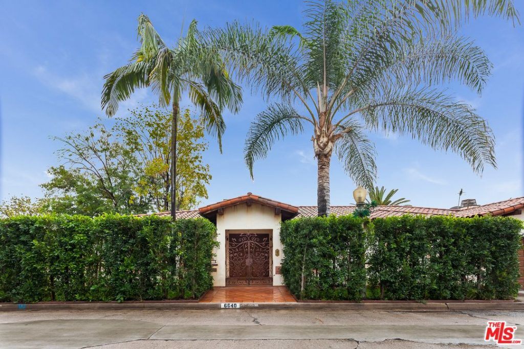 charlie puth lists his los angeles home exterior