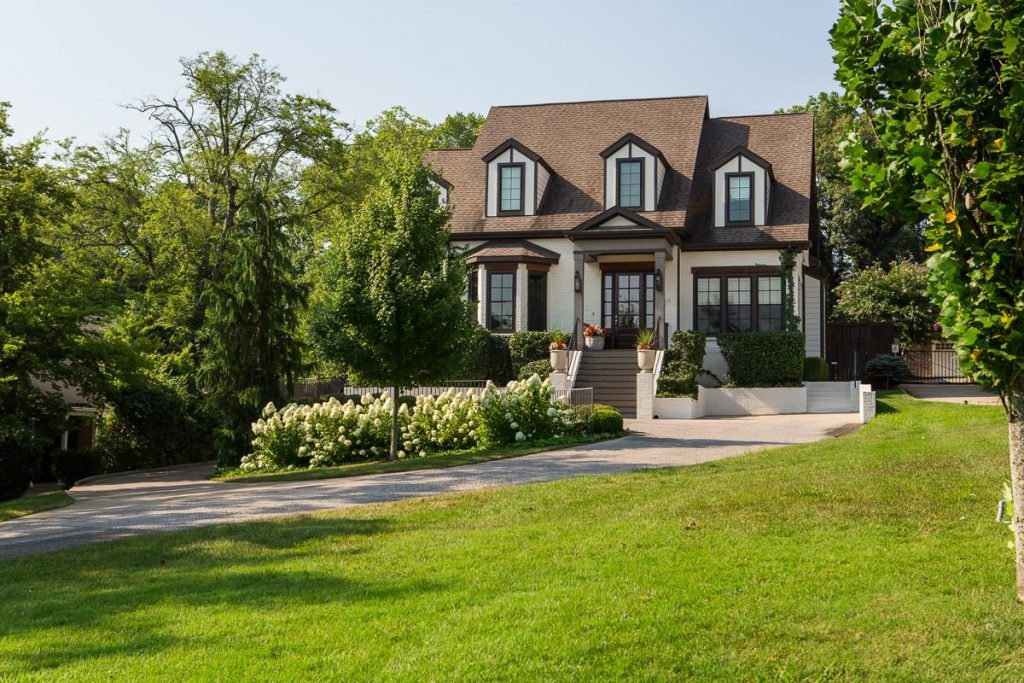 hayden panetierre and wladimir klitschko list their nashville home for $1.65m exterior