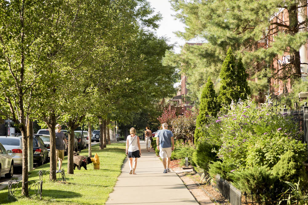 How to find a walkable neighborhood