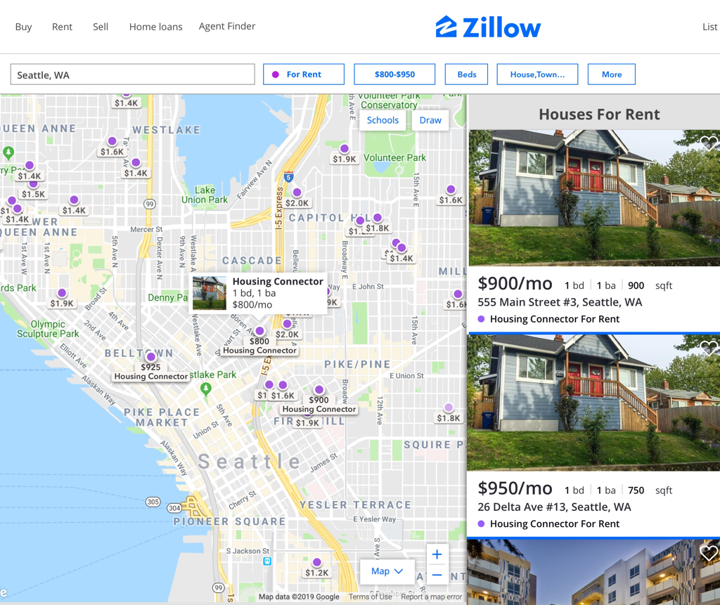 Zillow For Rent By Owner: Zillow, Regional Leaders Launch Digital Tool To Help House