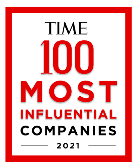 TIME 100 Most Influential Companies