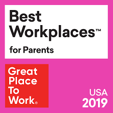 Great Place to Work Best Workplaces for Parents 2019