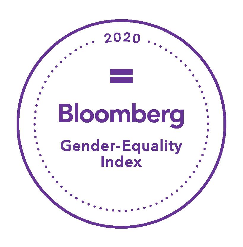 Bloomberg Gender-Equality Index 2020