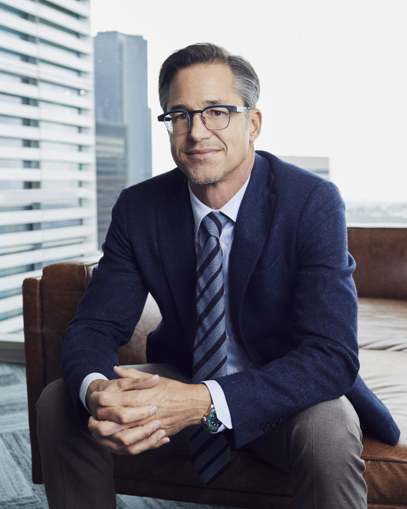 portrait of Zillow CEO Rich Barton