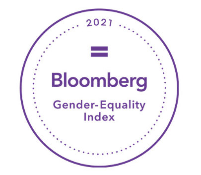 Bloomberg Gender-Equality Index 2021